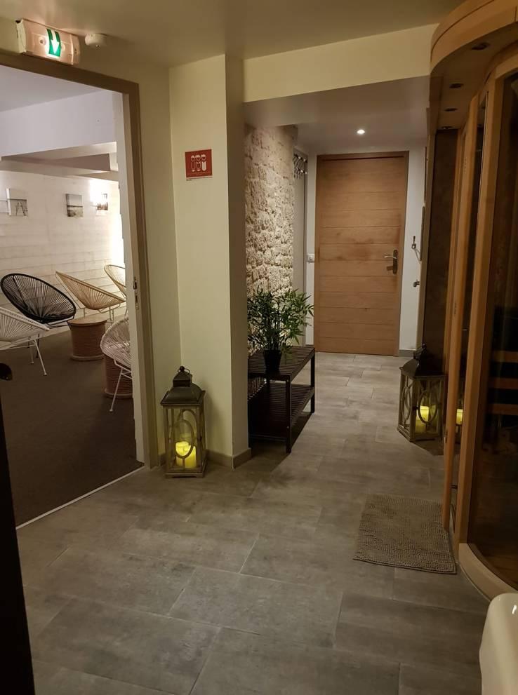 Espace Détente S'prit de spa sauna, lounge